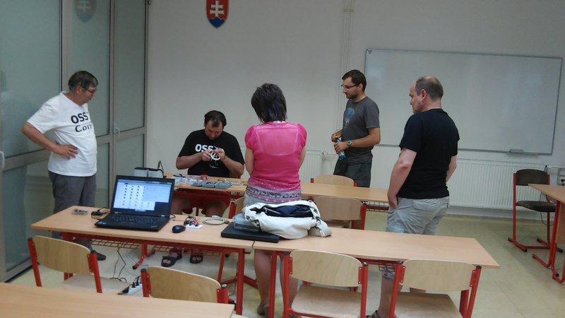 Workshop - aj ty si sprav modul pre pripojenie svojho RPI sériovým káblom!
